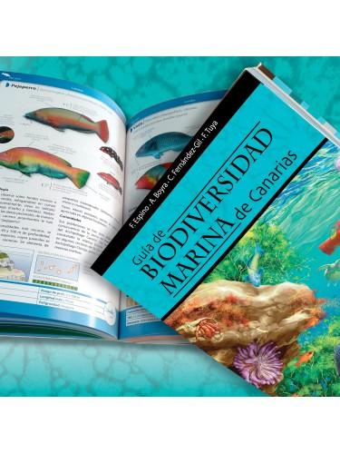 Guía de biodiversidad marina de Canarias