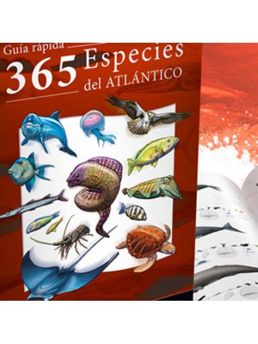 Guía Rápida 365 Especies del Atlántico