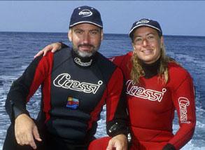 Carlos Minguell y Catalina Perales-Raya